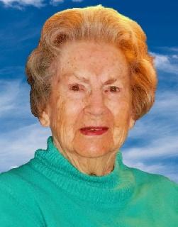 Mrs. Ruth Marion (Atkin) Partington